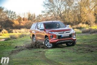Fotos Toyota Hilux vs Ford Ranger vs Mitsubishi L200 Foto 58