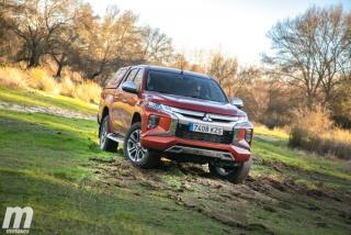 Fotos Toyota Hilux vs Ford Ranger vs Mitsubishi L200 Foto 59