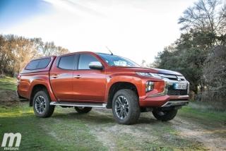 Fotos Toyota Hilux vs Ford Ranger vs Mitsubishi L200 Foto 61