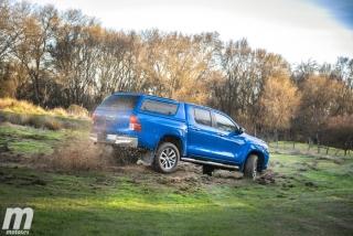 Fotos Toyota Hilux vs Ford Ranger vs Mitsubishi L200 Foto 62