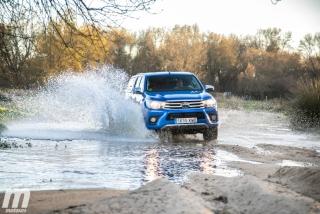 Fotos Toyota Hilux vs Ford Ranger vs Mitsubishi L200 Foto 69