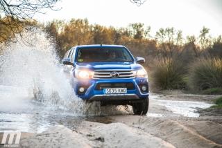 Fotos Toyota Hilux vs Ford Ranger vs Mitsubishi L200 Foto 70