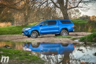 Fotos Toyota Hilux vs Ford Ranger vs Mitsubishi L200 Foto 74