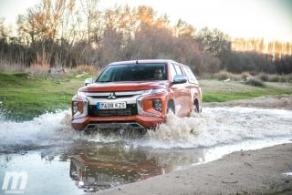 Fotos Toyota Hilux vs Ford Ranger vs Mitsubishi L200 Foto 80