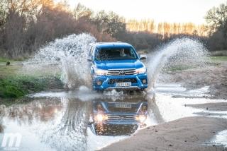 Fotos Toyota Hilux vs Ford Ranger vs Mitsubishi L200 Foto 83