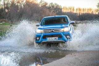 Fotos Toyota Hilux vs Ford Ranger vs Mitsubishi L200 Foto 84