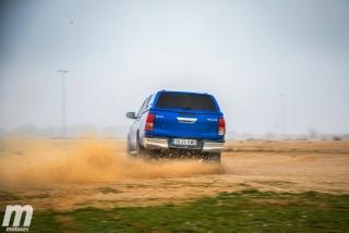 Fotos Toyota Hilux vs Ford Ranger vs Mitsubishi L200 Foto 89