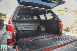 Fotos Toyota Hilux vs Ford Ranger vs Mitsubishi L200 Foto 104
