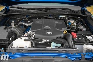 Fotos Toyota Hilux vs Ford Ranger vs Mitsubishi L200 Foto 105