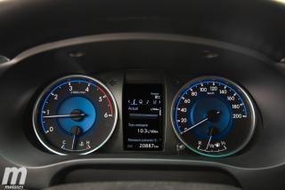 Fotos Toyota Hilux vs Ford Ranger vs Mitsubishi L200 Foto 107