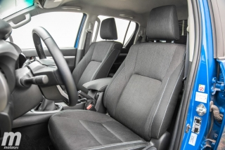 Fotos Toyota Hilux vs Ford Ranger vs Mitsubishi L200 Foto 110