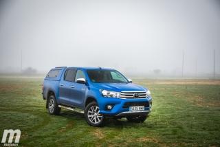 Fotos Toyota Hilux Foto 8
