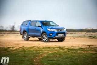Fotos Toyota Hilux Foto 46
