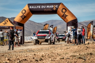 Foto 2 - Fotos Toyota Rally Marruecos 2019