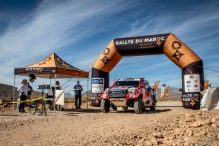 Foto 3 - Fotos Toyota Rally Marruecos 2019