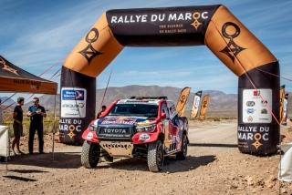 Fotos Toyota Rally Marruecos 2019 Foto 4