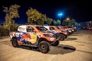 Fotos Toyota Rally Marruecos 2019 Foto 7
