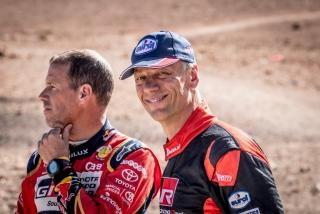 Fotos Toyota Rally Marruecos 2019 Foto 10
