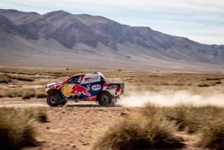 Fotos Toyota Rally Marruecos 2019 Foto 15