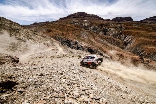 Fotos Toyota Rally Marruecos 2019 Foto 16