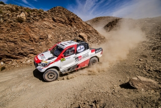 Fotos Toyota Rally Marruecos 2019 Foto 18