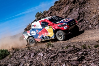 Fotos Toyota Rally Marruecos 2019 Foto 19