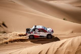 Fotos Toyota Rally Marruecos 2019 Foto 27