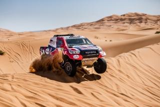 Fotos Toyota Rally Marruecos 2019 Foto 30