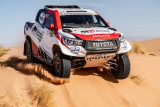 Fotos Toyota Rally Marruecos 2019 Foto 35