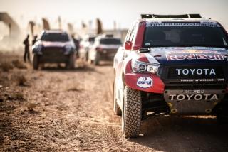 Fotos Toyota Rally Marruecos 2019 Foto 40