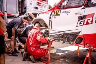 Fotos Toyota Rally Marruecos 2019 Foto 43