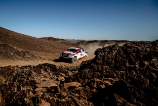 Fotos Toyota Rally Marruecos 2019 Foto 49