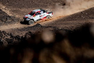 Fotos Toyota Rally Marruecos 2019 Foto 54