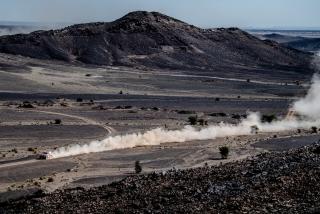 Fotos Toyota Rally Marruecos 2019 Foto 62