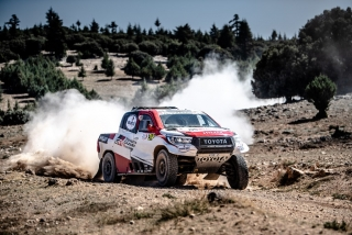 Fotos Toyota Rally Marruecos 2019 Foto 72