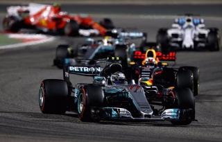 Fotos Valtteri Bottas F1 2017 Foto 24