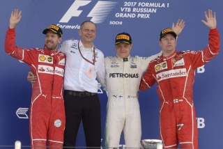 Fotos Valtteri Bottas F1 2017 Foto 26