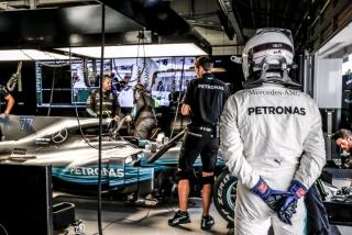 Fotos Valtteri Bottas F1 2017 Foto 66
