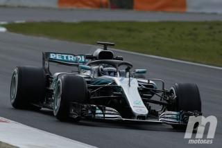 Fotos Valtteri Bottas F1 2018 Foto 8