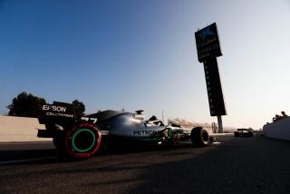 Fotos Valtteri Bottas F1 2019