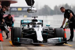 Fotos Valtteri Bottas F1 2019 Foto 9