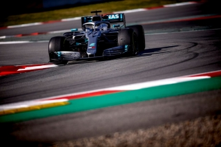 Fotos Valtteri Bottas F1 2019 Foto 16
