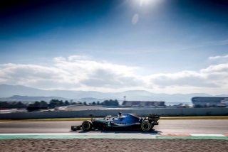 Fotos Valtteri Bottas F1 2019 Foto 19