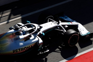 Fotos Valtteri Bottas F1 2019 Foto 20