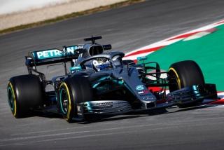 Fotos Valtteri Bottas F1 2019 Foto 21