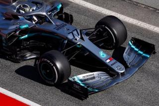 Fotos Valtteri Bottas F1 2019 Foto 23