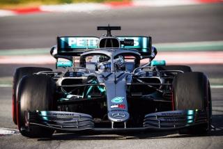 Fotos Valtteri Bottas F1 2019 Foto 25