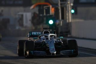 Fotos Valtteri Bottas F1 2019 Foto 26