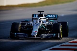 Fotos Valtteri Bottas F1 2019 Foto 31