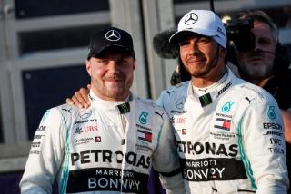Fotos Valtteri Bottas F1 2019 Foto 42